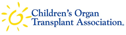 Children Organ Transplant Association Logo